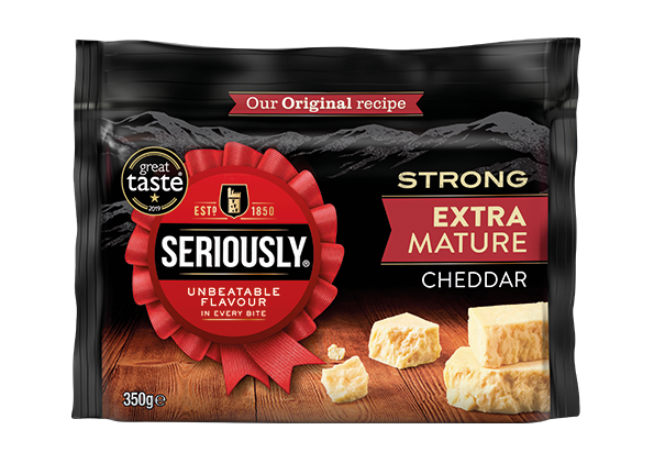 Extra Mature Cheddar